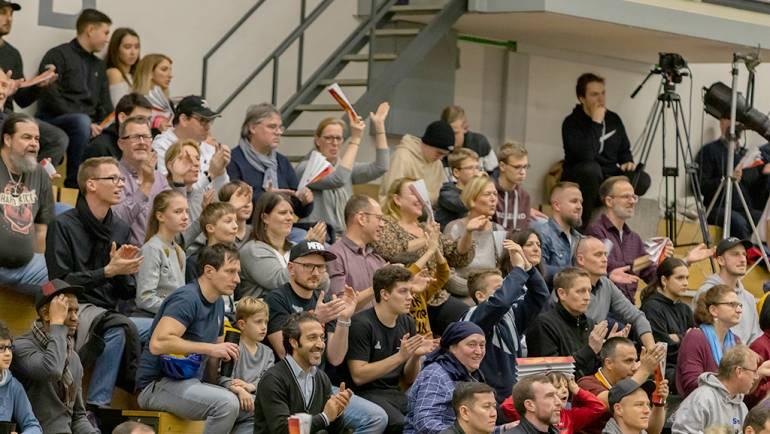 Alle in die Halle: White Wings hoffen gegen Elchingen auf lautstarken Fan-Support