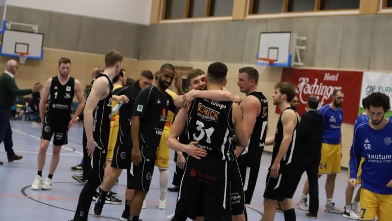 Playoffs, wir kommen: White Wings gewinnen in Oberhaching