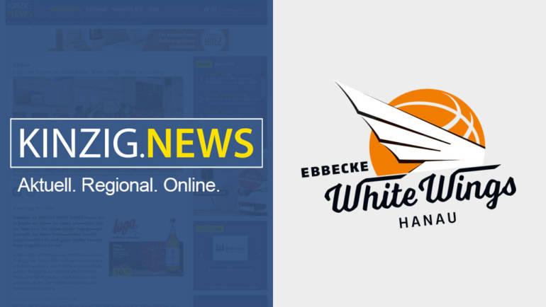 Noch mehr Reichweite für die White Wings: Kinzig.News wird neuer Medienpartner