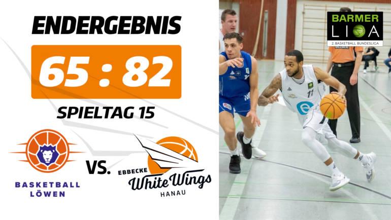 Vierter Sieg in Folge: White Wings gewinnen auch das Rückspiel gegen Erfurt
