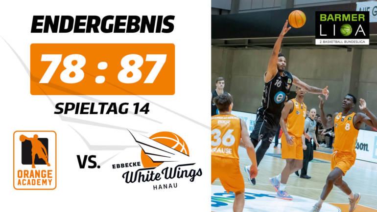 White Wings gelingt Überraschung gegen Spitzenreiter Ulm