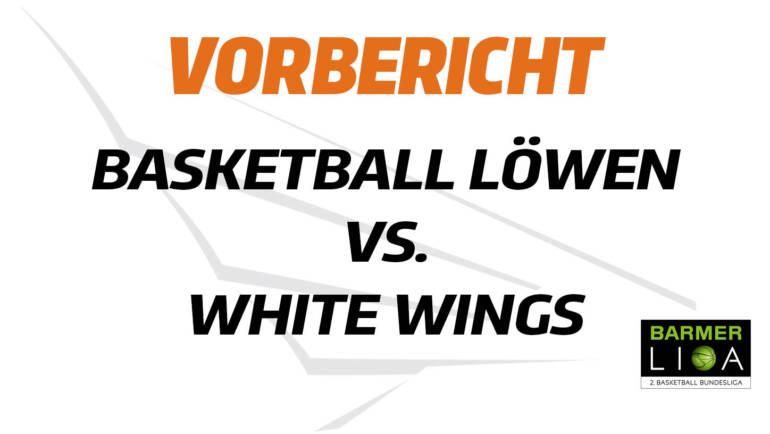 Starke Leistung wiederholen: White Wings wollen auch im Rückspiel gegen Erfurt gewinnen