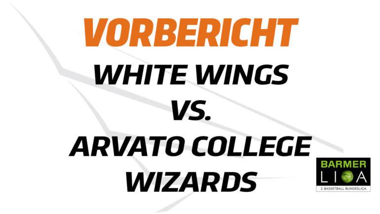 Auf der Jagd nach dem fünften Sieg: White Wings wollen im Rückspiel gegen Karlsruhe punkten
