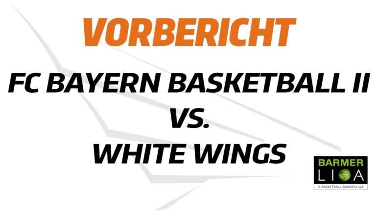 Schwerer Endspurt: White Wings spielen auswärts gegen München