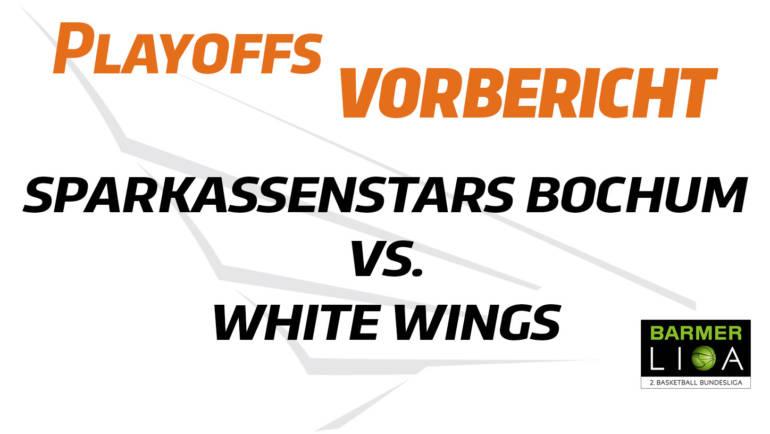 Die heiße Phase beginnt: White Wings starten in die Playoffs
