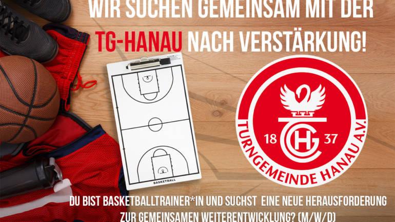 Du bist Basketballtrainer*in und suchst eine neue Herausforderung zur gemeinsamen Weiterentwicklung? (m/w/d)