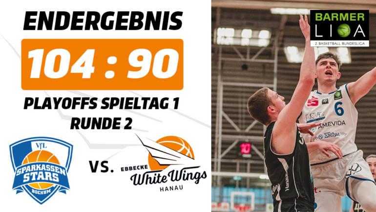 Zweites Viertel kostet das Spiel: White Wings unterliegen erneut gegen Bochum