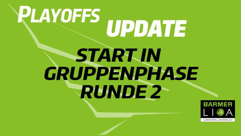 Wiedersehen mit Bochum: White Wings ziehen in die zweite Playoff-Runde ein