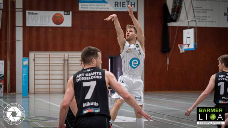 Felix Hecker verlässt die White Wings
