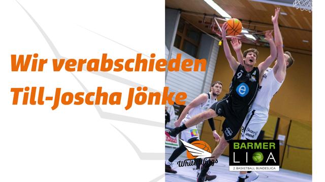 Neue sportliche Ziele: Till-Joscha Jönke verlässt die White Wings Hanau