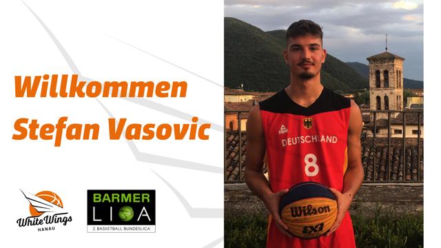 Harter Arbeiter mit viel Athletik: Stefan Vasovic spielt kommende Saison für Hanau