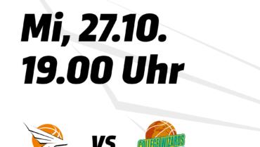 Es sollen Punkte her: White Wings wollen Heimsieg gegen Karlsruhe