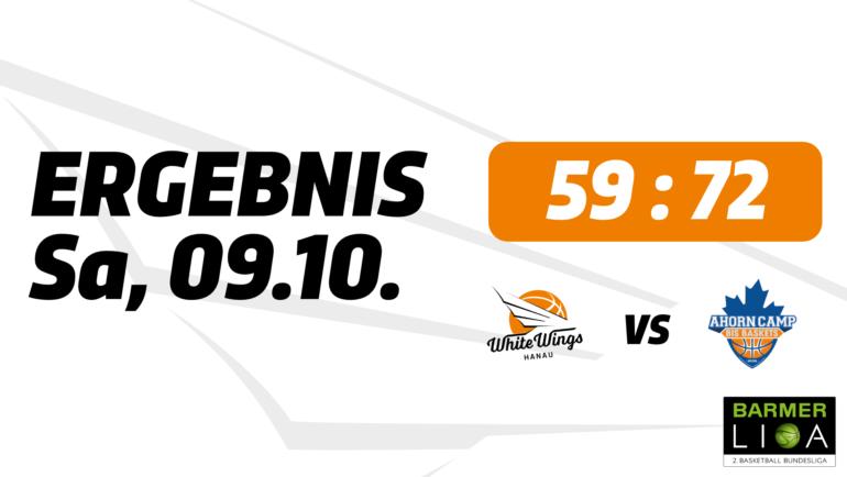 Viele Ballverluste, zu schwach im Abschluss: White Wings verlieren gegen Speyer